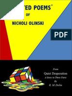Poems of Nicholi Olinski
