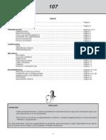 Manual Del Propietario Del Peugeot 107