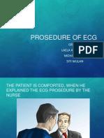 Prosedure of ECG