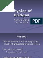 Physics of Bridges
