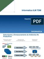 Informatica ILM - Esquema Autoservicio