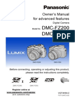 Panasonic Lumix Owner's Manual