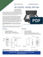 1553 Tester DBT100A