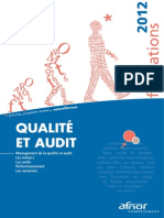 Afnor Audit Qualite Formations