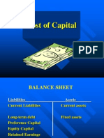Lec8.Cost of Capital