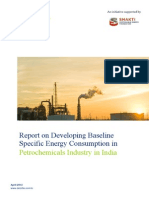 Report Petrochemical Sec Benchmarking