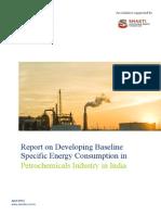 Report Petrochemical Sec Benchmarking