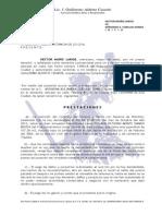 RESCICION DE CONTRATO DE COMPRA Y VENTA INMUEBLE.
