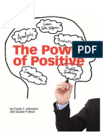 The Power of Positive