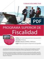 Programa Superior de Fiscalidad