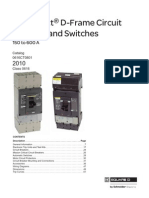 PowerPact D-Frame Circuit Breakers Catalog