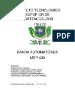Reporte Banda 1