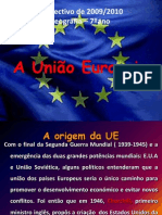 A Uniao Europeia1