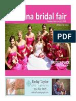 Carolina Bridal Fair 2014