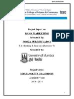Bank Marketing .....Poojayadav