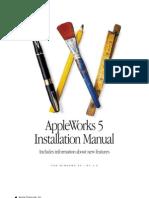 appleworks5WIN Installation
