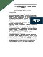 Portofoliu Profesor de Istorie Si Socio Umane - Documente