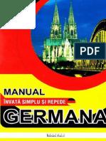 MANUAL GERMANA Invata Simplu Si Rapid