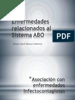Enfermedades Relacionados Al Sistema ABO