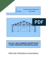Calcul Deselements Resistants D_une c.m