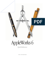 appleworks6WIN QuickReference
