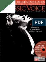 ClassicVoice177 Andrea Estero Su Verso Un'Estetica Della Totalita Di Francesco Ceraolo