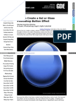 Www Graphic Design Employment Com Glass Photoshop HTML
