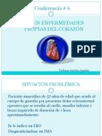 ekg en enfermedades del corazón