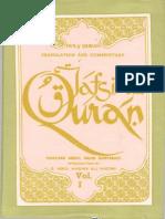 TafseerEMajidi English Volume1 ByShaykhAbdulMajidDaryabadir.A