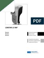User Manual LS9001