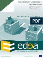 2011.10.06 Memoria Tecnica