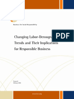 BSR Changing Labor Demograhic Trends