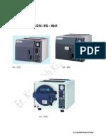 Hanshin Service Manual for Hs-1321 Hs-2519 Hs-9041