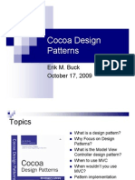 Buck - Cocoa Design Patterns for beginners