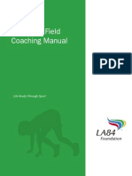 Track and Field Manual
