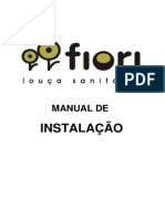 Manual de Instalacao Fiori