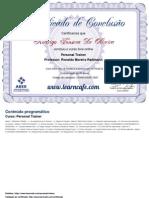 Certificate 210659.65267.3627 Learncafe