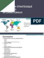 La Gestion Strategique Des Achats Internationaux