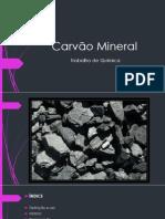 Carvão Mineral