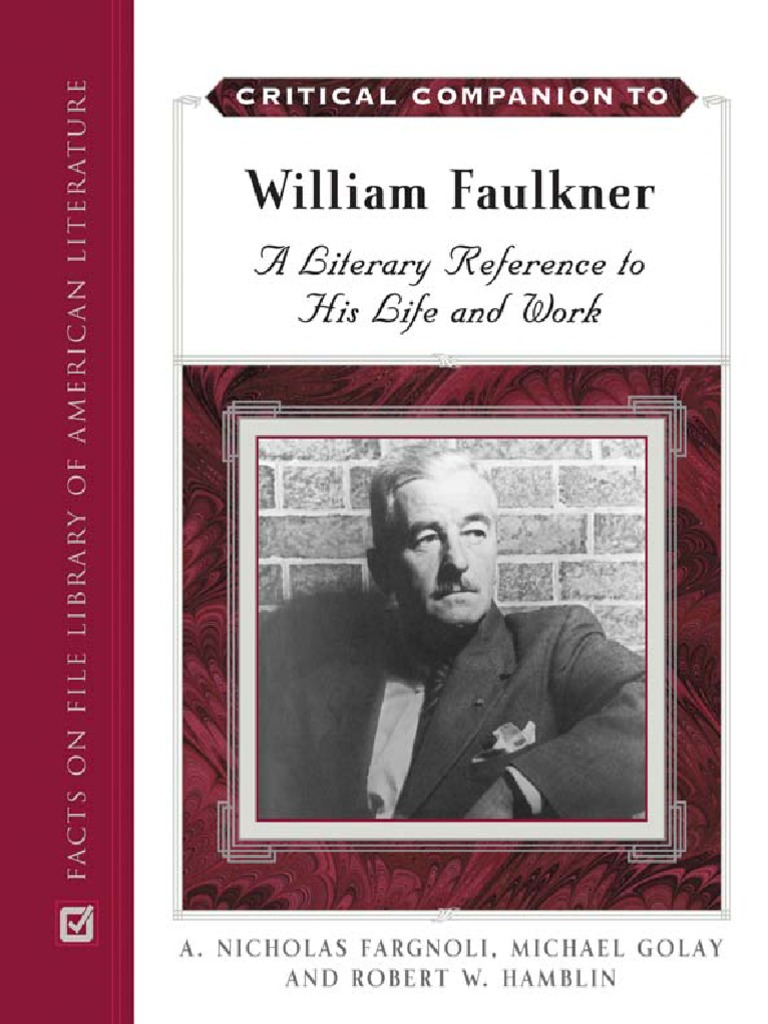 critical essays on william faulkner the compson family an error occurred