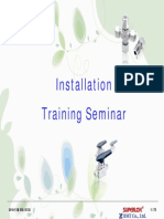 Tube Fitting Installation Seminar