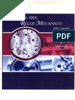 Manual Del Reloj Mecanico Por Pedro Izquierdo