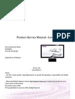 Lcd Monitor Dc e2200hda 20080717 114144 Service Manual e2200hda 9h.y3vln.ixx v01