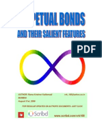 Perpetual Bonds & Their Features-Vrk100-31082006