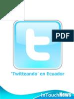 Twitteando en Ecuador