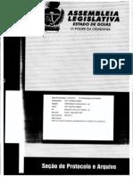 Lei 18.285 de 30 de dezembro de 2013 - Institui o Dia Estadual em Memória as Vítimas De Violência