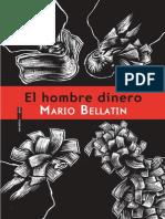 El hombre dinero, de Mario Bellatín