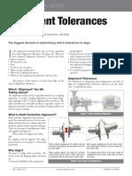 Alginment Toleranace P&S June 2012