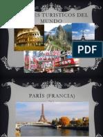 Lugares Turisticos Del Mundo