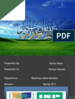 Hanan Salam Presentation